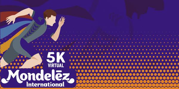 5K Mondelēz Virtual 2021 – Solo Empleados